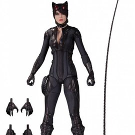 Batman Arkham Knight Catwoman Figurine