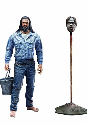 The Walking dead fumetto serie 5 negan Action Figure