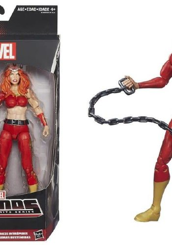 AVENGERS MARVEL LEGENDS THUNDRA ACTION FIGURE