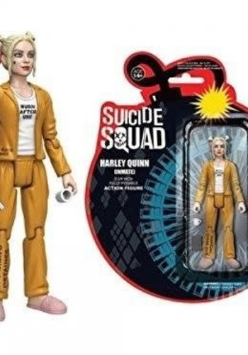 Suicide Squad - Inmate Harley Funko Action Figure