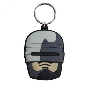 Keychain Robocop Rubber Face 6 cm