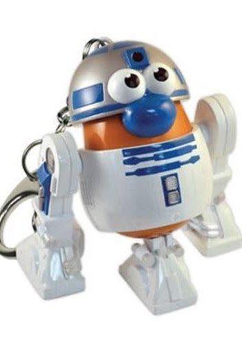 Star Wars R2-D2 Mr. Potato Head Key Chain
