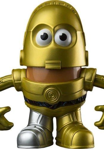 Mr Potato Head - Star Wars C3-PO Poptaters Keychain