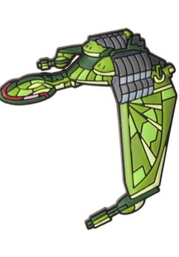 Star Trek Floppet (Klingon Bird of Prey)