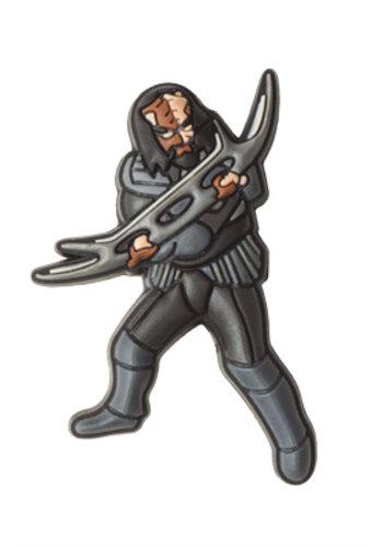 Star Trek Floppet (Klingon Warrior)