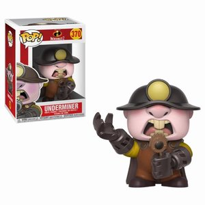 FUNKO Pop! Disney: The Incredibles 2 - Underminer