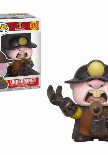 Pop! Disney: The Incredibles 2 - Underminer