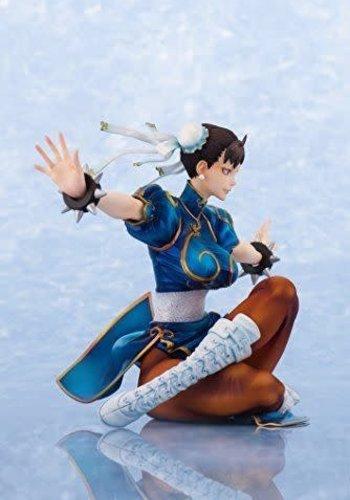 Street Fighter III 3rd Strike Fighters Legendary Chun-Li Figure