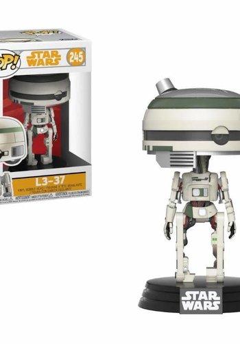 Pop! Star Wars: Han Solo Movie - L3-37