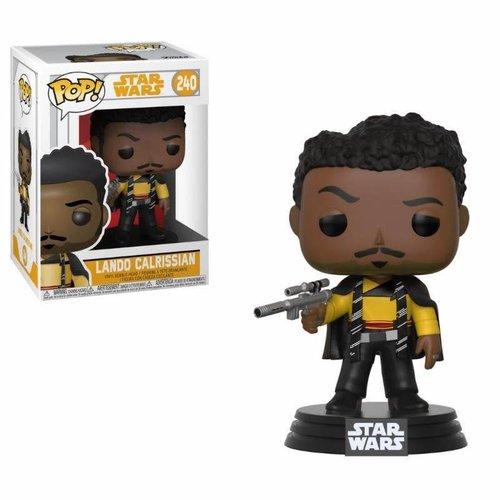 FUNKO Pop! Star Wars: Han Solo Movie Lando Calrissian