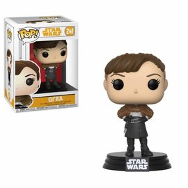 FUNKO Pop! Star Wars: Han Solo Movie - Qi'Ra