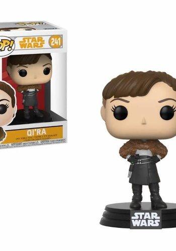 Pop! Star Wars: Han Solo Movie - Qi'Ra