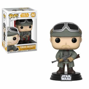 FUNKO Pop! Star Wars: Han Solo Movie - Tobias Beckett with Goggles