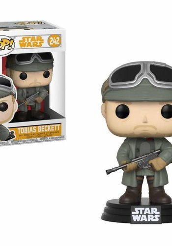 Pop! Star Wars: Han Solo Movie - Tobias Beckett with Goggles