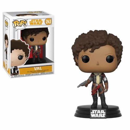 FUNKO Pop! Star Wars: Han Solo Movie - Val