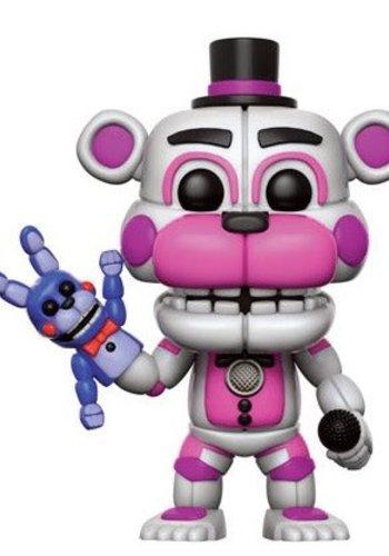Pop! Games: FNAF Sister Location - Funtime Freddy