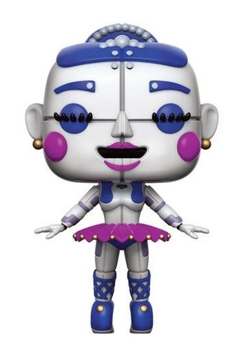 Pop! Games: FNAF Sister Location - Ballora