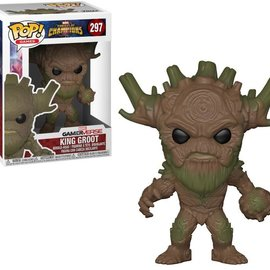 FUNKO Pop! Marvel: Contest of Champions - King Groot