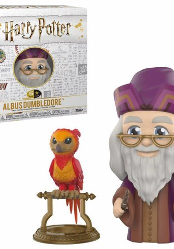 5 Star Harry Potter: Albus Dumbledore Action Figure