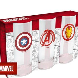 Abysse Corp MARVEL - 3 glasses set