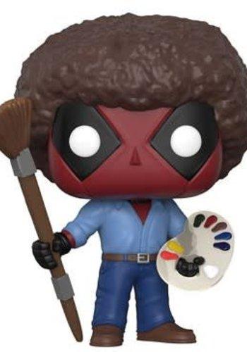 Pop! Marvel: Deadpool - Bob Ross Deadpool