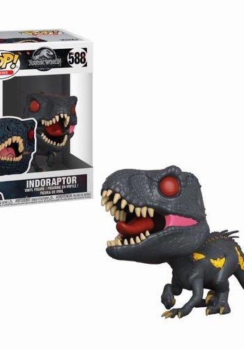 Pop! Movie: Jurassic World 2 - Indoraptor