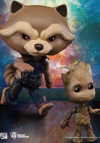 MARVEL - Guardians of the Galaxy Vol.2: Rocket & Groot