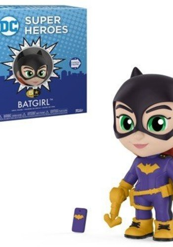 5 Star DC Comics: Batgirl Action Figure