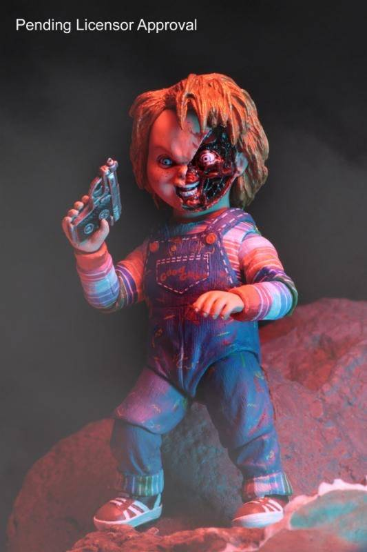 NECA Chucky: Ultimate Chucky 7 inch Action Figure