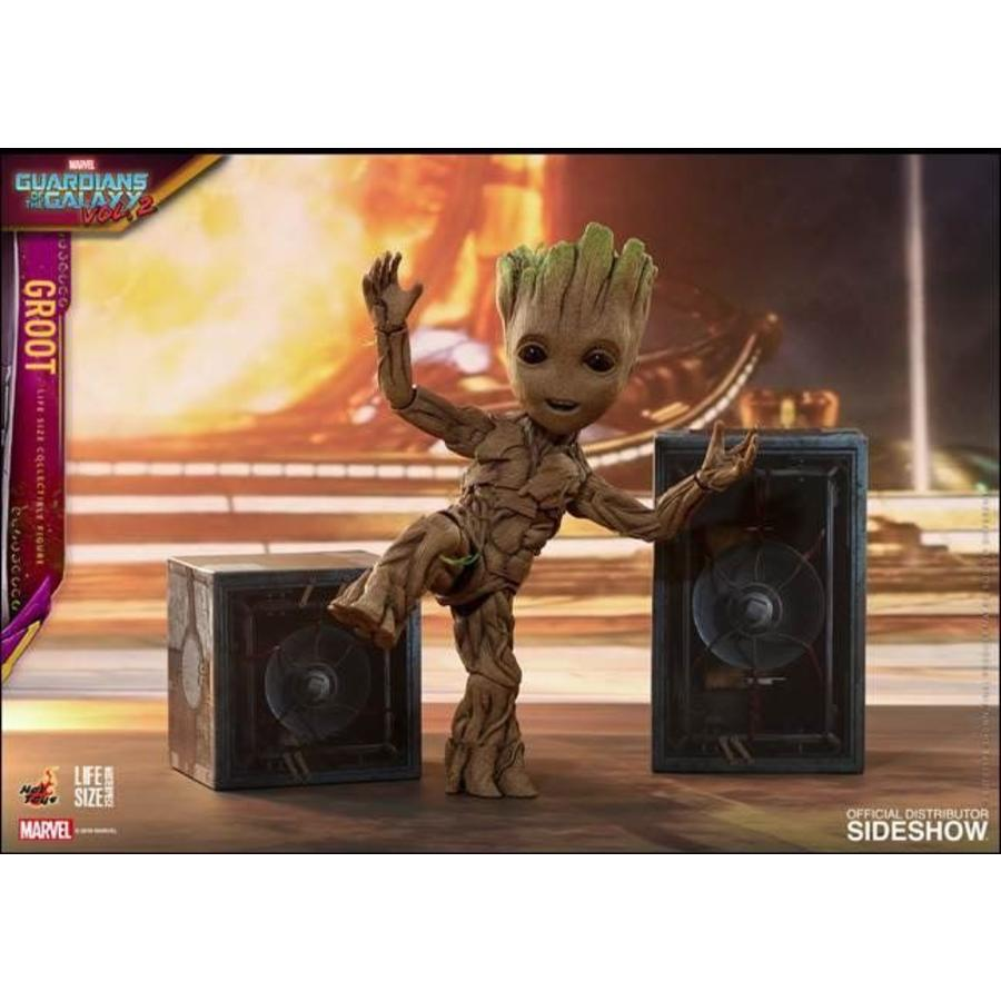 Guardians of the Galaxy Vol 2: Groot Life Sized Figure Version 2