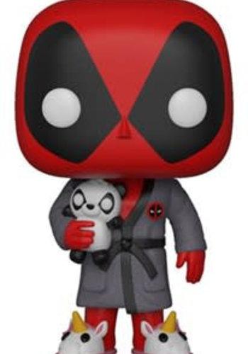 Pop! Marvel: Deadpool - Deadpool in Robe