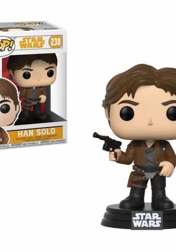 Pop! Star Wars: Han Solo Movie - Han Solo