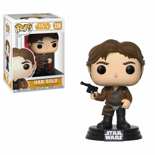 FUNKO Pop! Star Wars: Han Solo Movie - Han Solo