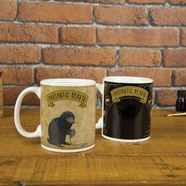 Paladone Fantastic Beasts: Niffler Heat Change Mug