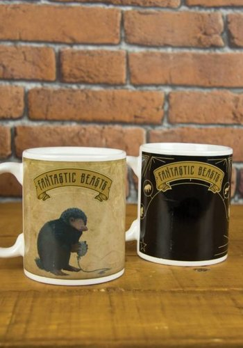 Fantastic Beasts: Niffler Heat Change Mug