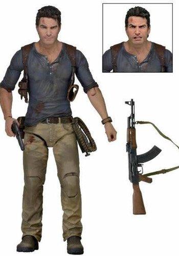 Uncharted 4: Ultimate Nathan Drake 7 inch AF