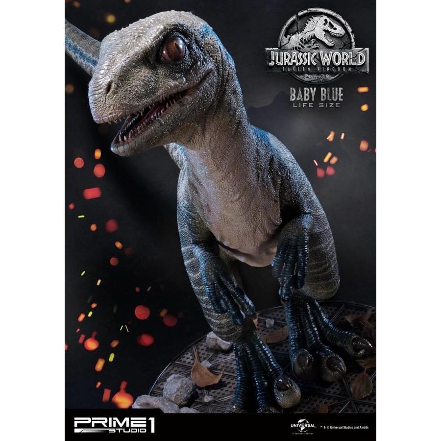Jurassic Park: Fallen Kingdom - Baby Blue Statue