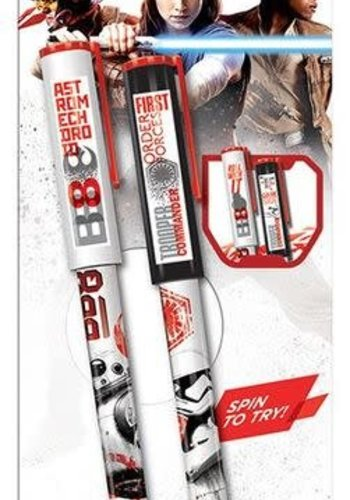 Star Wars The Last Jedi BB-8 Vs Trooper - Novelty Pen