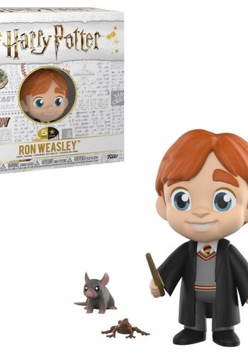 5 Star Harry Potter: Ron Weasley Action Figure