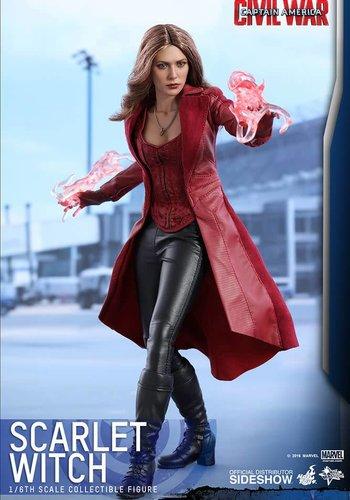 Scarlet Witch Sixth Scale Figure by Hot Toys