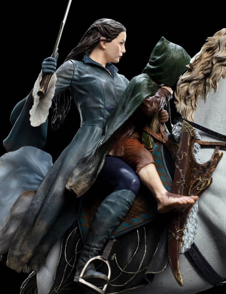 WETA Workshops Arwen and Frodo on Asfaloth-Weta