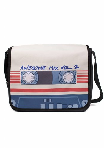 Marvel: Guardians of The Galaxy - Mixtape Vol. 2 Messenger Bag