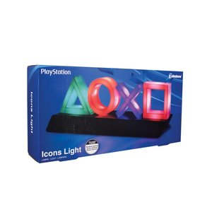 Paladone Playstation: Icons Light