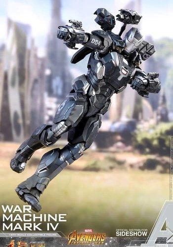 Marvel: Avengers Infinity War - War Machine Mark IV - 1:6 Scale Figure