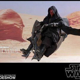 Pre-Order Star Wars: TPM - Darth Maul with Sith Speeder 1:6 Scale Figure