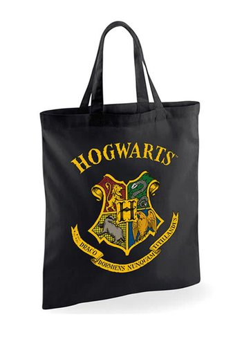 Harry Potter - Hogwarts BAG - BLACK
