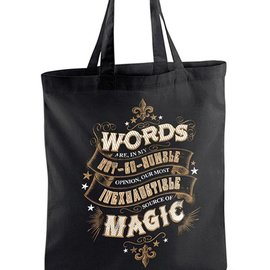 CID Harry Potter - Words Of Magic Tote Bag