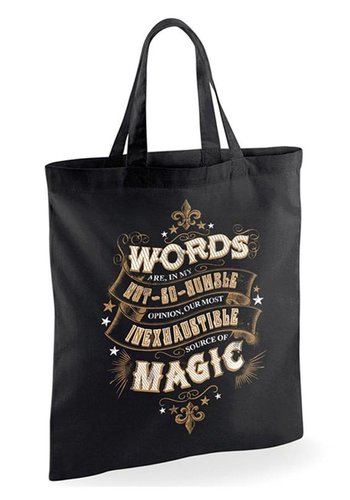 Harry Potter - Words Of Magic Tote Bag