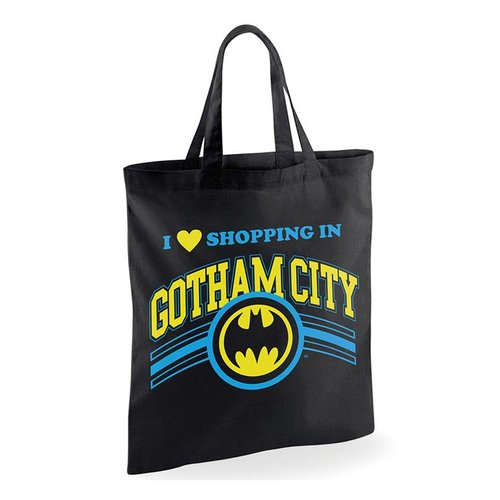CID Batman - Shopping In Gotham Tote Bag