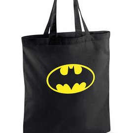 CID Batman - Logo Tote Bag Black